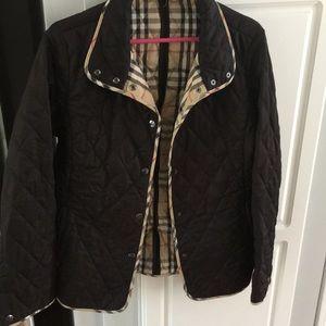 Women's Burberry Brit jacket